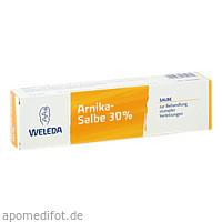 ARNIKA SALBE 30%, 70 G, Weleda AG