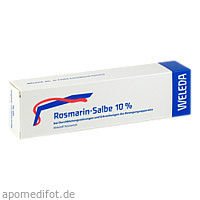 ROSMARIN SALBE 10%, 70 G, Weleda AG