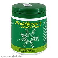 Heidelberger's 7 Kräuter Stern, 250 G, Gesundheitsversand A. Heine GmbH