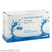 Tacholiquin 1% Lösung Monodose, 10X5 ML, Bene Arzneimittel GmbH