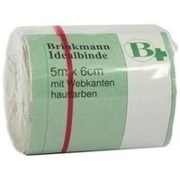 IDEALBIN BRI WEB HAUTF 5X6, 1 ST, Brinkmann Medical Ein Unternehmen der Dr. Junghans Medical GmbH