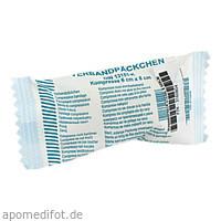 VERBANDPAECKCHEN ST 6X8K, 1 ST, Brinkmann Medical Ein Unternehmen der Dr. Junghans Medical GmbH