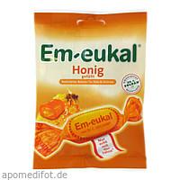 Em-eukal Honig gefüllt zh., 75 G, Dr. C. Soldan GmbH