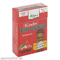 Em-eukal Kinder zfr. Pocketbox, 40 G, Dr. C. Soldan GmbH