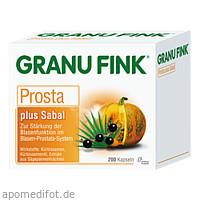 GRANU FINK Prosta Kapseln, 200 ST, Omega Pharma Deutschland GmbH