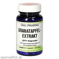 Granatapfelextrakt Kapseln, 60 ST, Hecht-Pharma GmbH