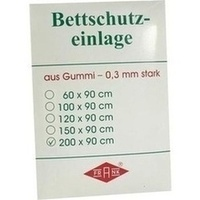 BETTEINL FRA GUMM 200X90 W, 1 ST, Büttner-Frank GmbH