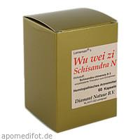 Wu wei zi Schisandra, 60 ST, Diamant Natuur GmbH