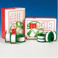 silk 5mx2.50cm empf.Haut Rollenpfl. MEDIWARE, 12 ST, Diaprax GmbH