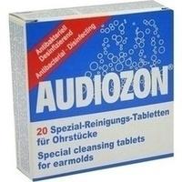 AUDIOZON SPEZ REINIG, 20 ST, Helago-Pharma GmbH & Co. KG