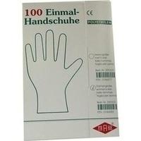 OP HANDSCH POLYAETH DAMEN, 100 ST, Büttner-Frank GmbH