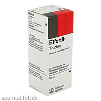 EFFORTIL TROPFEN, 50 ML, SERB SA