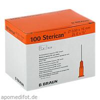 MS KANUELEN 0.5X16MM, 100 ST, B. Braun Melsungen AG
