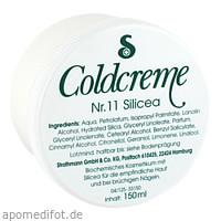 COLDCREME NR 11 SILICEA, 150 ML, Strathmann GmbH & Co. KG