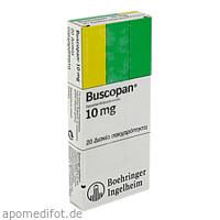 BUSCOPAN, 20 ST, Beragena Arzneimittel GmbH