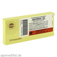 MUCOKEHL D 6, 10X1 ML, Sanum-Kehlbeck GmbH & Co. KG