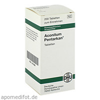 ACONITUM PENTARKAN, 200 ST, Dhu-Arzneimittel GmbH & Co. KG