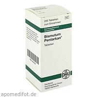 BISMUTUM PENTARKAN, 200 ST, Dhu-Arzneimittel GmbH & Co. KG
