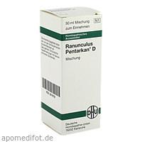 RANUNCULUS PENTARKAN D, 50 ML, Dhu-Arzneimittel GmbH & Co. KG