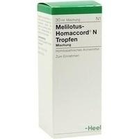 MELILOTUS HOMACCORD N, 30 ML, Biologische Heilmittel Heel GmbH