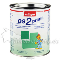 Milupa OS 2-prima, 500 G, Nutricia Milupa GmbH