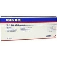 UNIFLEX IDEAL WEISS 5X6 LO, 10 ST, Bsn Medical GmbH