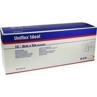 UNIFLEX IDEAL WEISS 5X8 LO, 10 ST, Bsn Medical GmbH