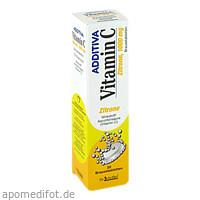 ADDITIVA VITAMIN C 1G, 20 ST, Dr.B.Scheffler Nachf. GmbH & Co. KG
