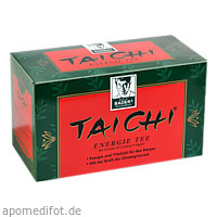 Tai Chi Energie Tee mit Ginseng, 20 ST, Epi-3 Healthcare GmbH
