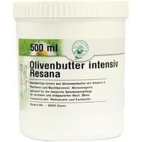 OLIVENBUTTER INTENSIV RESANA, 500 ML, Resana GmbH