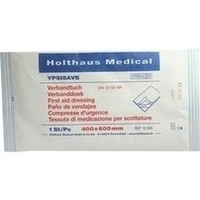 VERBANDTUCH YPSISAVE 40x60, 1 ST, Holthaus Medical GmbH & Co. KG