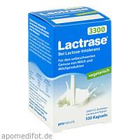 LACTRASE VEGETARISCH 3300, 100 ST, Pro Natura Gesellschaft Für Gesunde Ernährung mbH