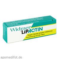 WIDMER LIPACTIN Gel, 3 G, Louis Widmer GmbH