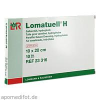 LOMATUELL H 10X20CM, 10 ST, Lohmann & Rauscher GmbH & Co. KG