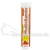 MULTI VITAMIN BRAUSE SOMA, 20 ST, Amosvital GmbH