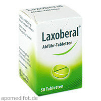Laxoberal Abführ Tabletten, 50 ST, Sanofi-Aventis Deutschland GmbH GB Selbstmedikation /Consumer-Care