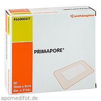 PRIMAPORE Wundverb. 10x8 cm steril, 20 ST, 1001 Artikel Medical GmbH