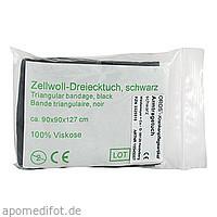 ARMTRAGETUCH SCHWARZ OROS, 1 ST, Weidemeyer + Co. Vertriebsges. Für Medizinbedarf mbH