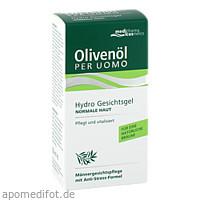 Olivenöl Per Uomo Hydro Gesichtsgel, 50 ML, Dr. Theiss Naturwaren GmbH