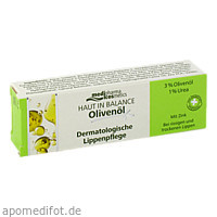 Haut in Balance Olivenöl Dermatol.Lippenpflege 3%, 7 ML, Dr. Theiss Naturwaren GmbH