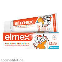 elmex Kinderzahnpasta mit Faltschachtel, 50 ML, Cp Gaba GmbH