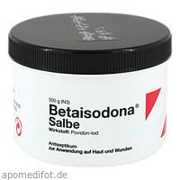BETAISODONA SALBE TIEGEL, 300 G, Mundipharma GmbH