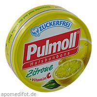 PULMOLL HUSTENBONBON VIT C ZUCKERFREI, 50 G, Sanotact GmbH