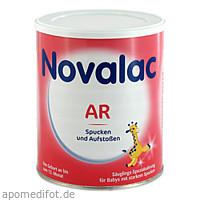 Novalac AR Säuglings-Spezialnahrung, 800 G, Vived GmbH