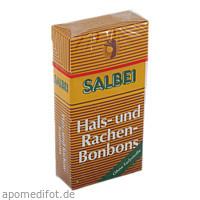 SALBEI HALS UND HUSTENBONB, 40 G, Hübner Naturarzneimittel GmbH