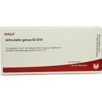 ARTICULATIO GENUS GL D10, 10X1 ML, Wala Heilmittel GmbH