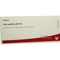 TUBA AUDITIVA GL D15, 10X1 ML, Wala Heilmittel GmbH