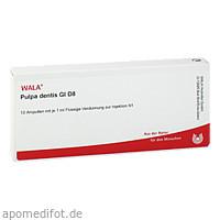 PULPA DENTIS GL D 8, 10X1 ML, Wala Heilmittel GmbH