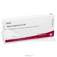 NERVUS TRIGEMINUS GL D 5, 10X1 ML, Wala Heilmittel GmbH
