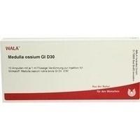 MEDULLA OSSIUM GL D30, 10X1 ML, Wala Heilmittel GmbH